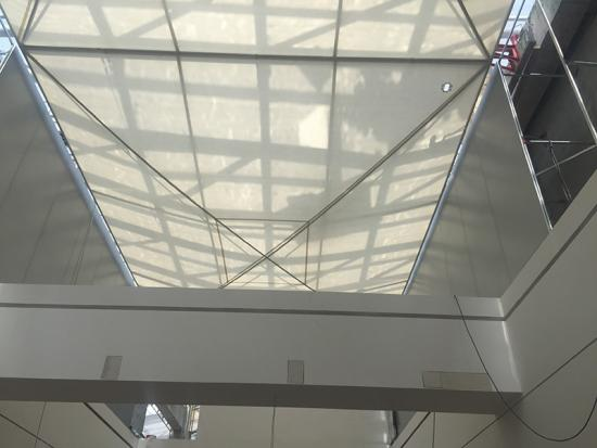 High Quality tensioned membrane system
